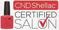 CND shellac certified