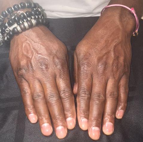 Men's Nail Service