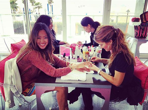 Jill Thomas Nails – Mobile Manicurist Los Angeles